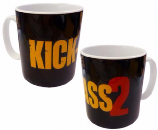 Kick Ass 2 Logo - MUG (11oz) (Brand New In Box)
